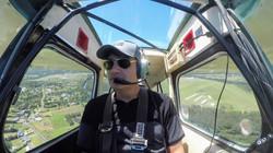 Aircraft pilot training
