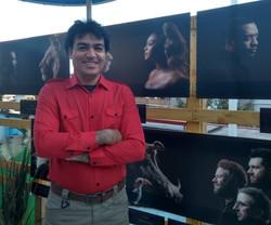 Sandeep Kumar Mishra at lion king pre show visit