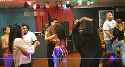 Brazilian Dance and Dinner Party
