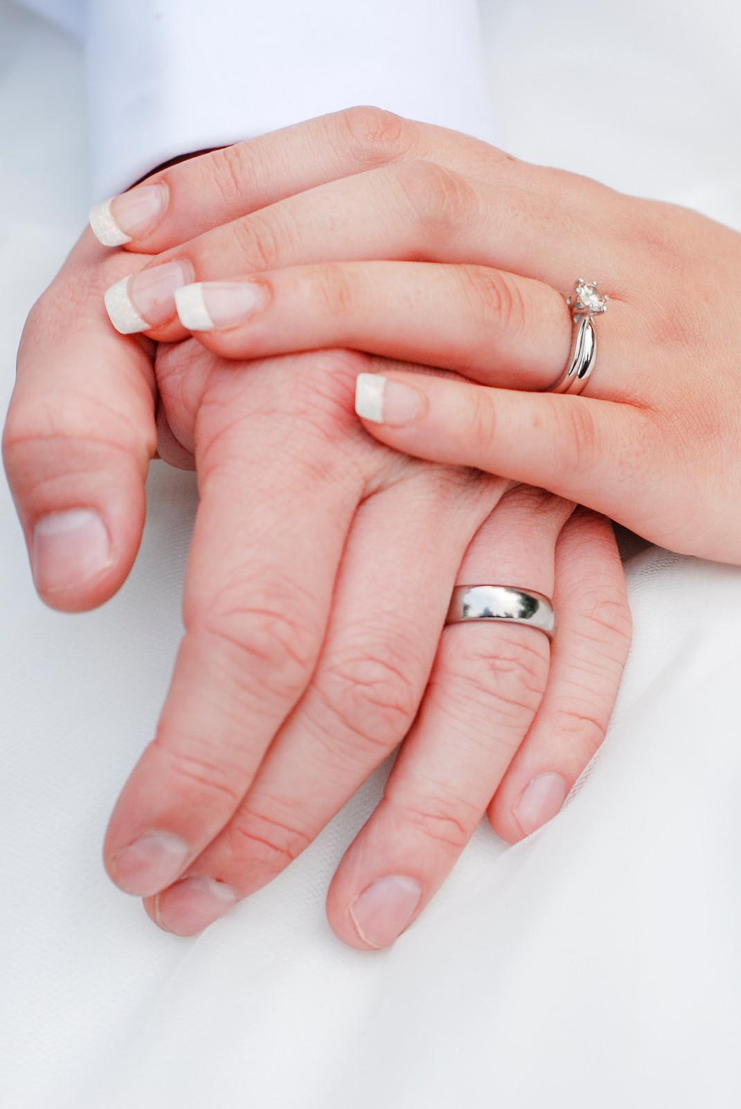 Wedding Photography, Wedding Rings, Husband, Wife, Bride, Groom ...
