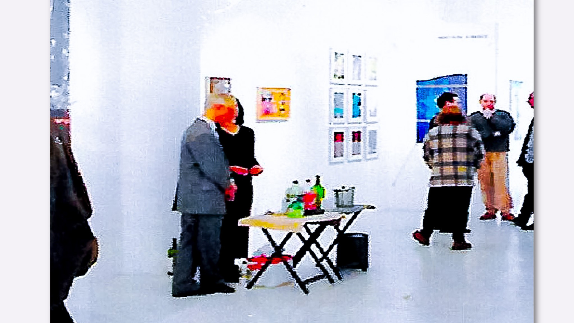 WORK IN EXHIBITION