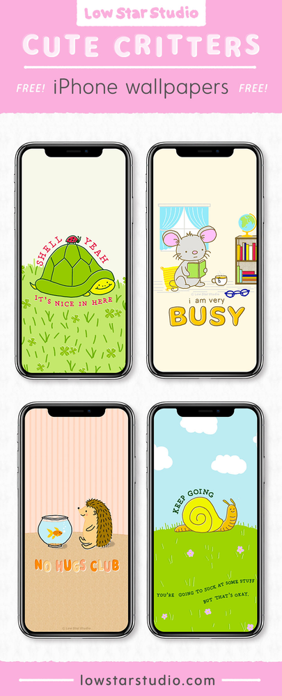 Cute Critters Iphone Wallpapers
