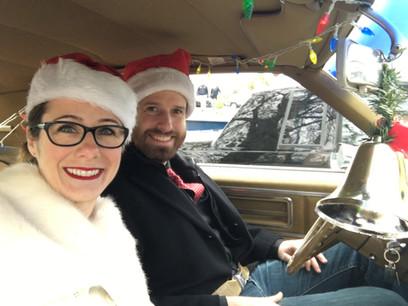 Christmas Classic Car Cruise