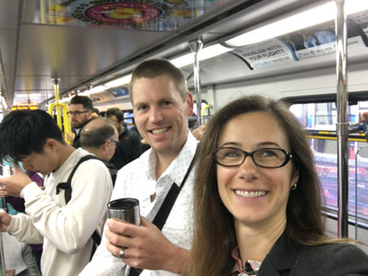 Canada Line to UBCM with Michael Wolfe