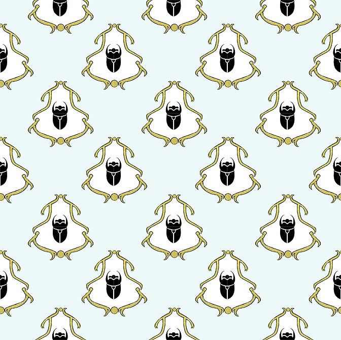Scarab Pattern