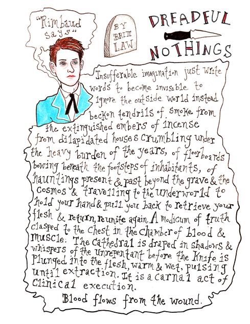 Dreadful Nothings #4 (2017)