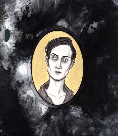 Portrait of Conrad Veidt
