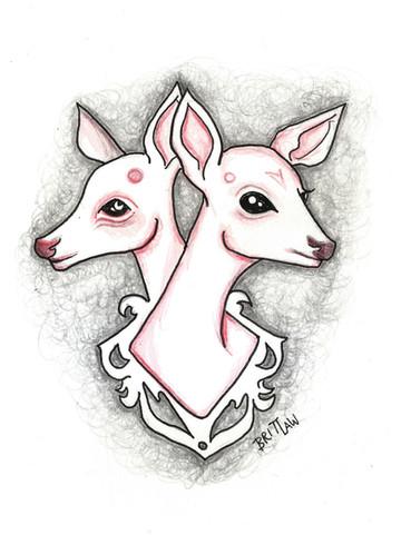 Two-headed Deer (2018)
