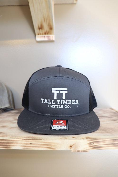 TT Cattle Co Hat - Grey