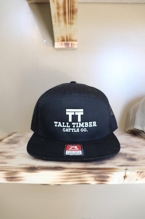TT Cattle Co. Hat - Black