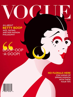 ALL ABOUT BETTY BOOP