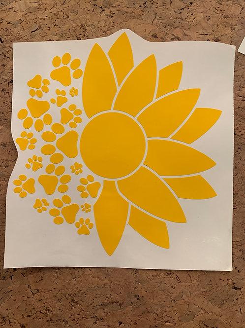 Decal_Sunshine Paws