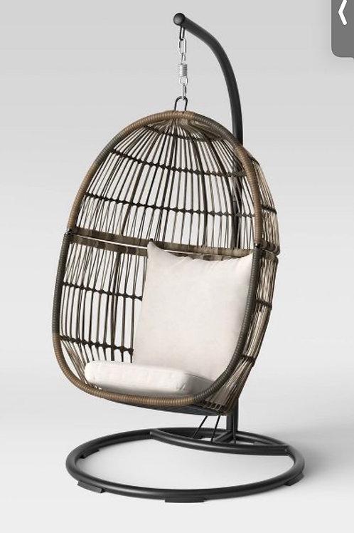 Latigo Patio Egg Chair