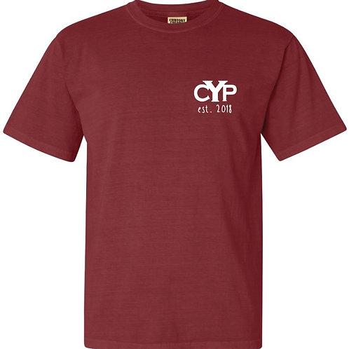 Brick Collegiate T-Shirt