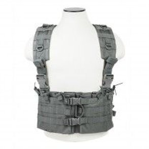 VISM® by NcSTAR® AR CHEST RIG/URBAN GRAY