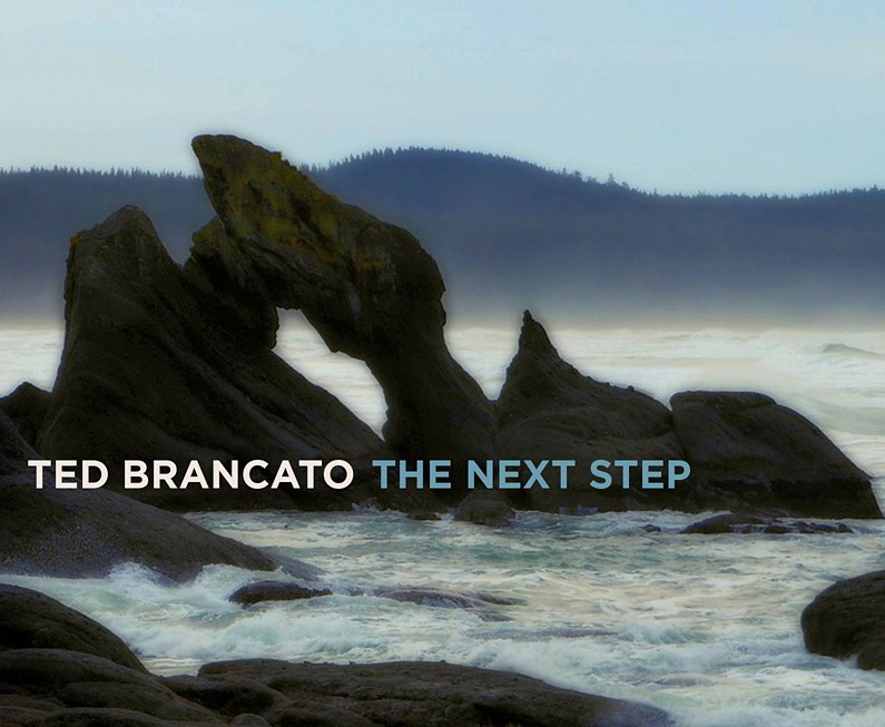 """The Next Step"" CD cover"
