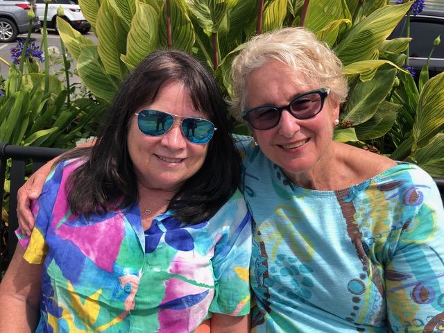 Mary Kay Bigelow & Bonny Meyer