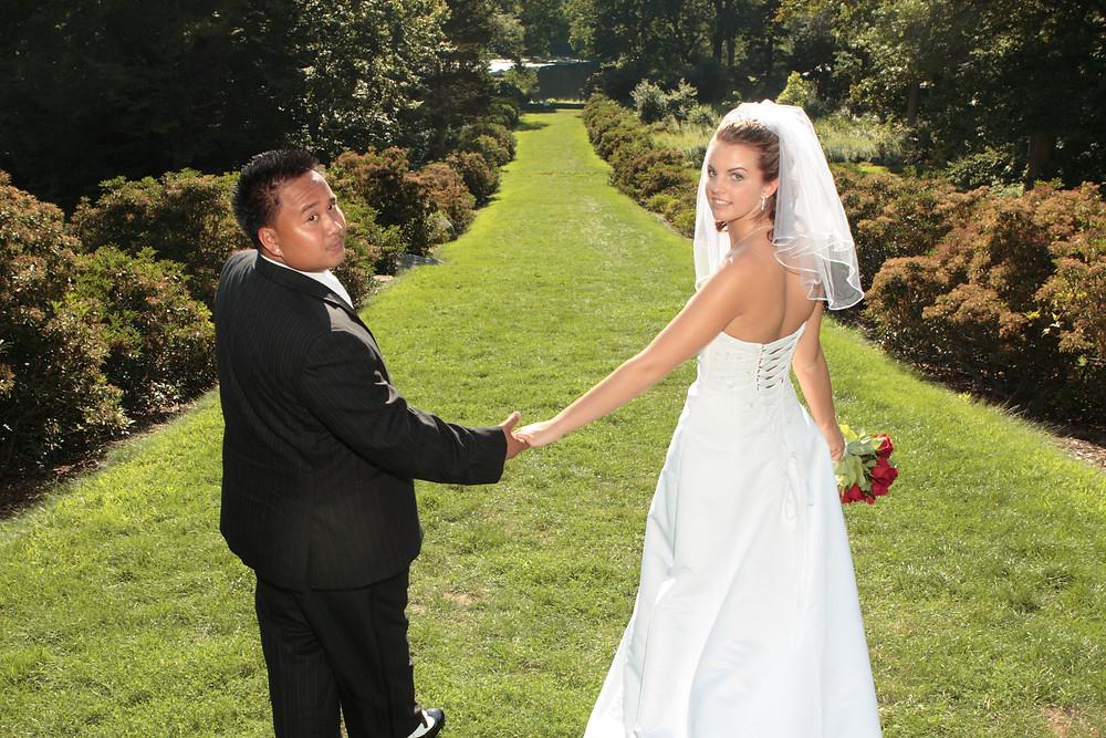Groton Connecticut wedding