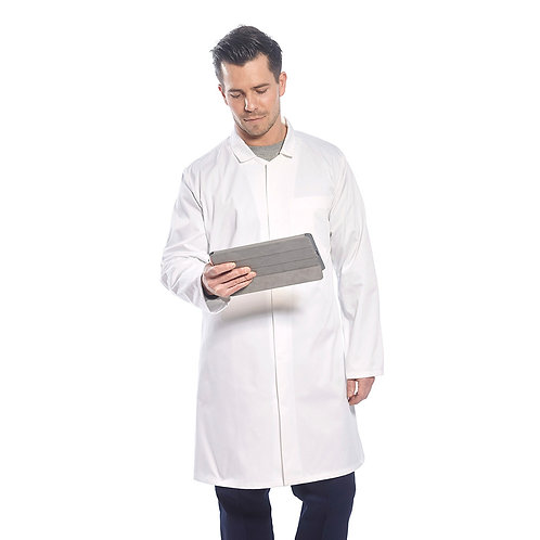 2202 - Men's Food Coat, One Pocket