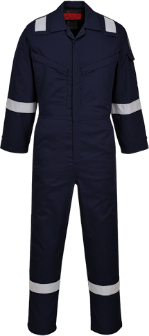 AF73 Araflame Silver Coverall