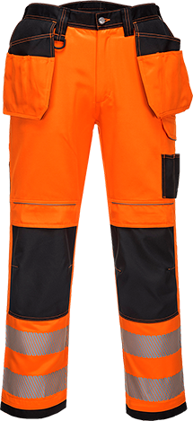 T501 PW3 Hi-Vis Holster Trousers