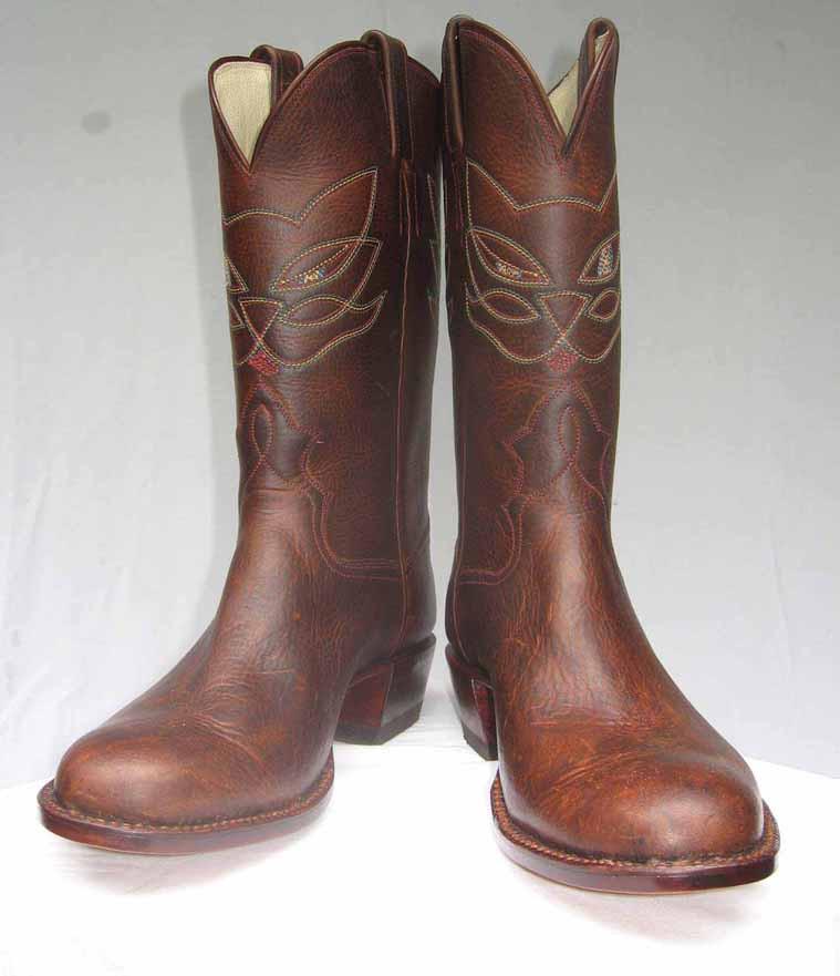 Ivan's boots