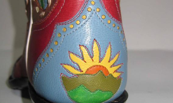 Heel Detail