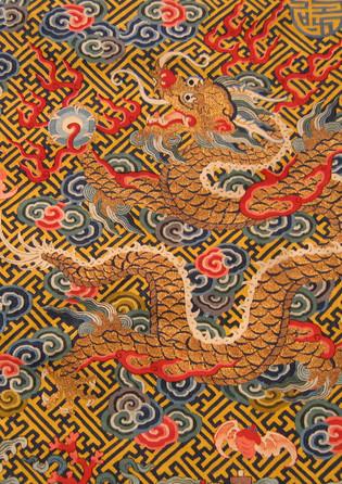 Imperial Dragon Robe