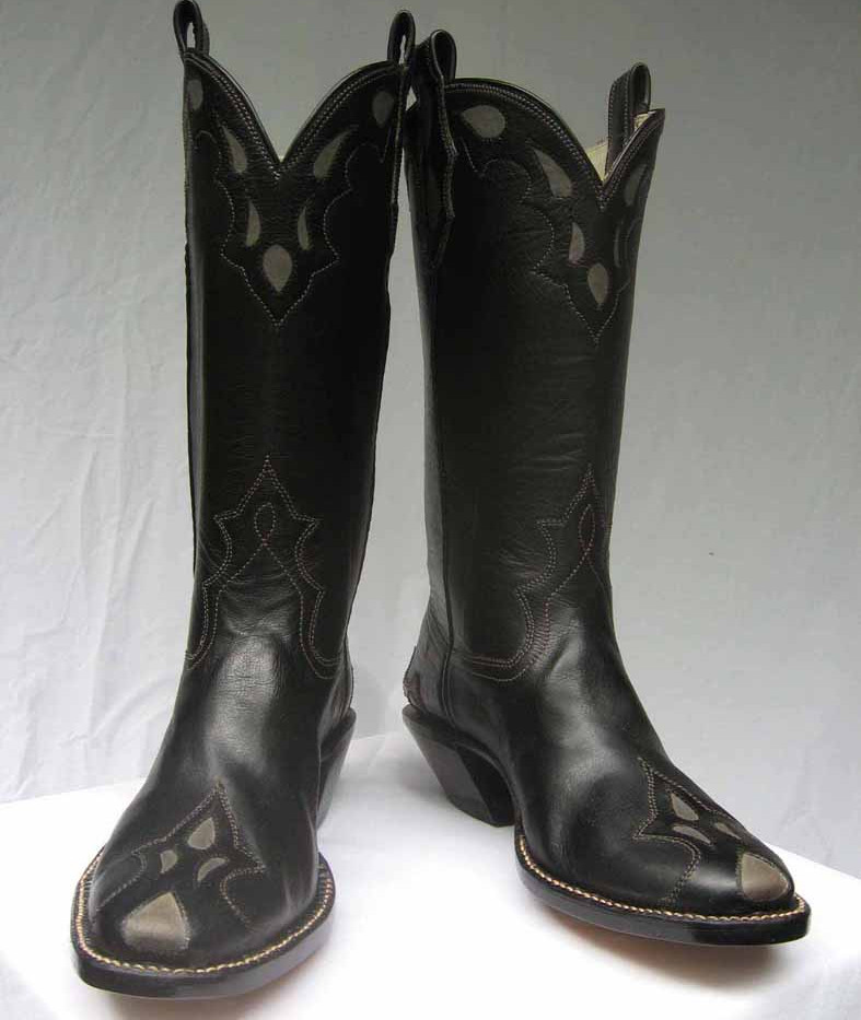 Meaty's boots