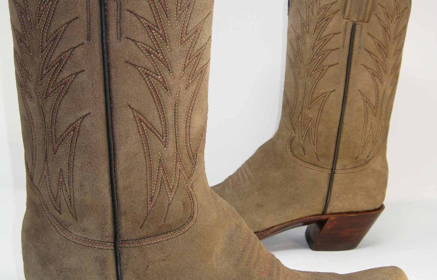 Rough out boots