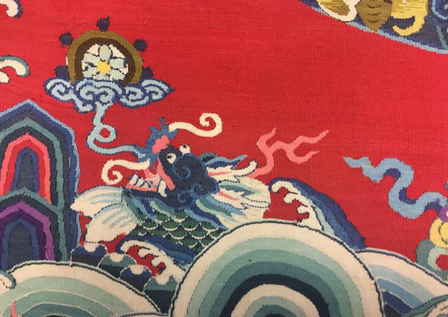 Manchu Festival Robe