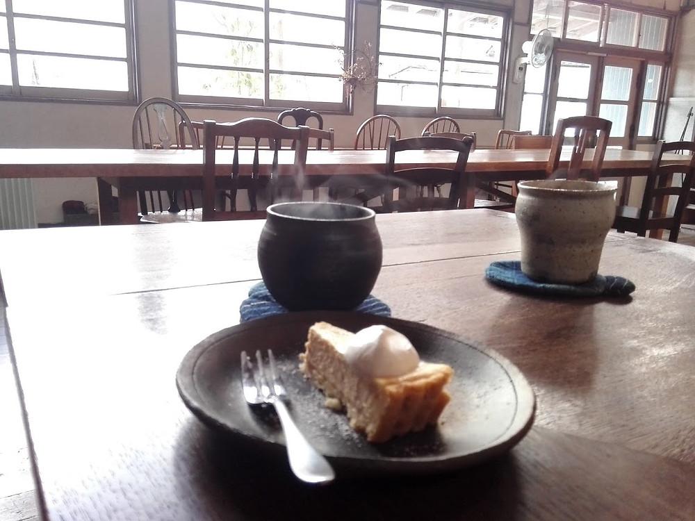 篠山 ココロノツキ 竹炭焙煎 コーヒー