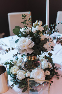 Sweet-Table White Rose - Kuchenwunder
