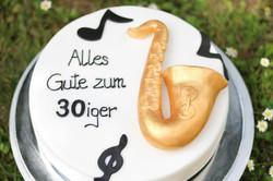 Saxophontorte