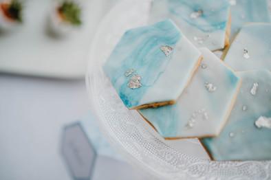 Hexagon Cookies Kuchenwunder