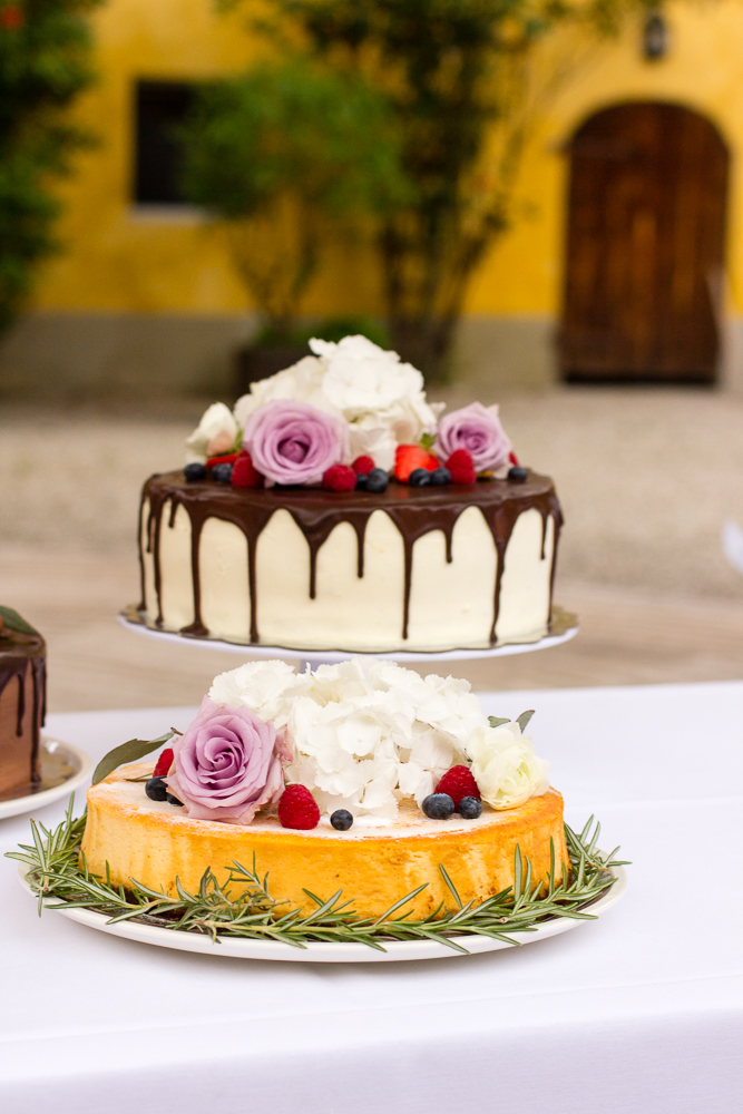 Cheesecake Hochzeit