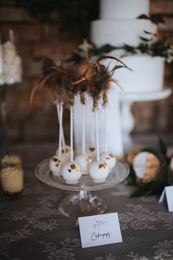 Boho Cakepops