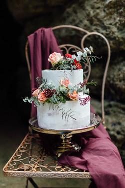 Cremetorte Hochzeit