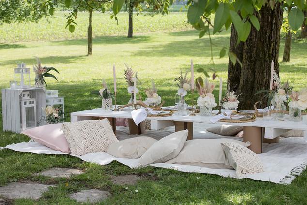 Picknick am Oberbauergut