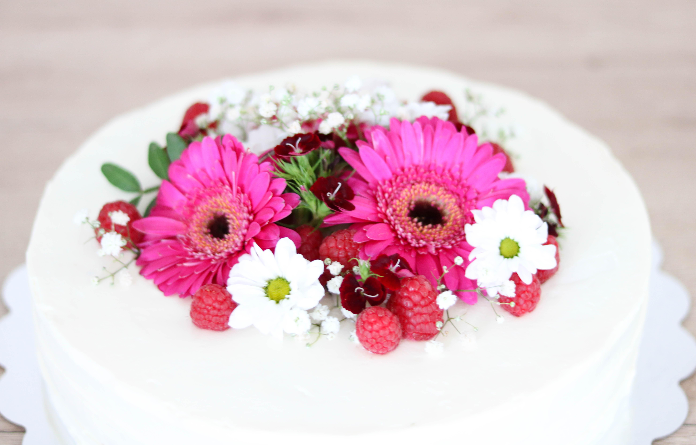 glutenfreie Hochzeitstorte