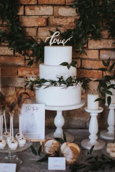 Wedding Cake Boho Kuchenwunder