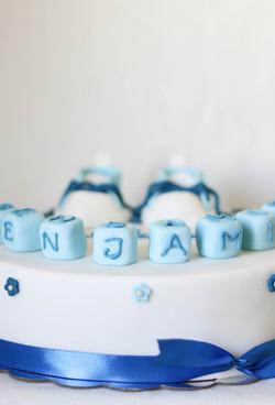 Babyschuh-Torte