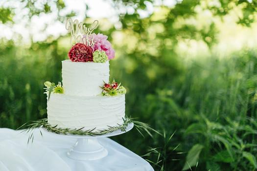 Hochzeitstorte Kuchenwunder