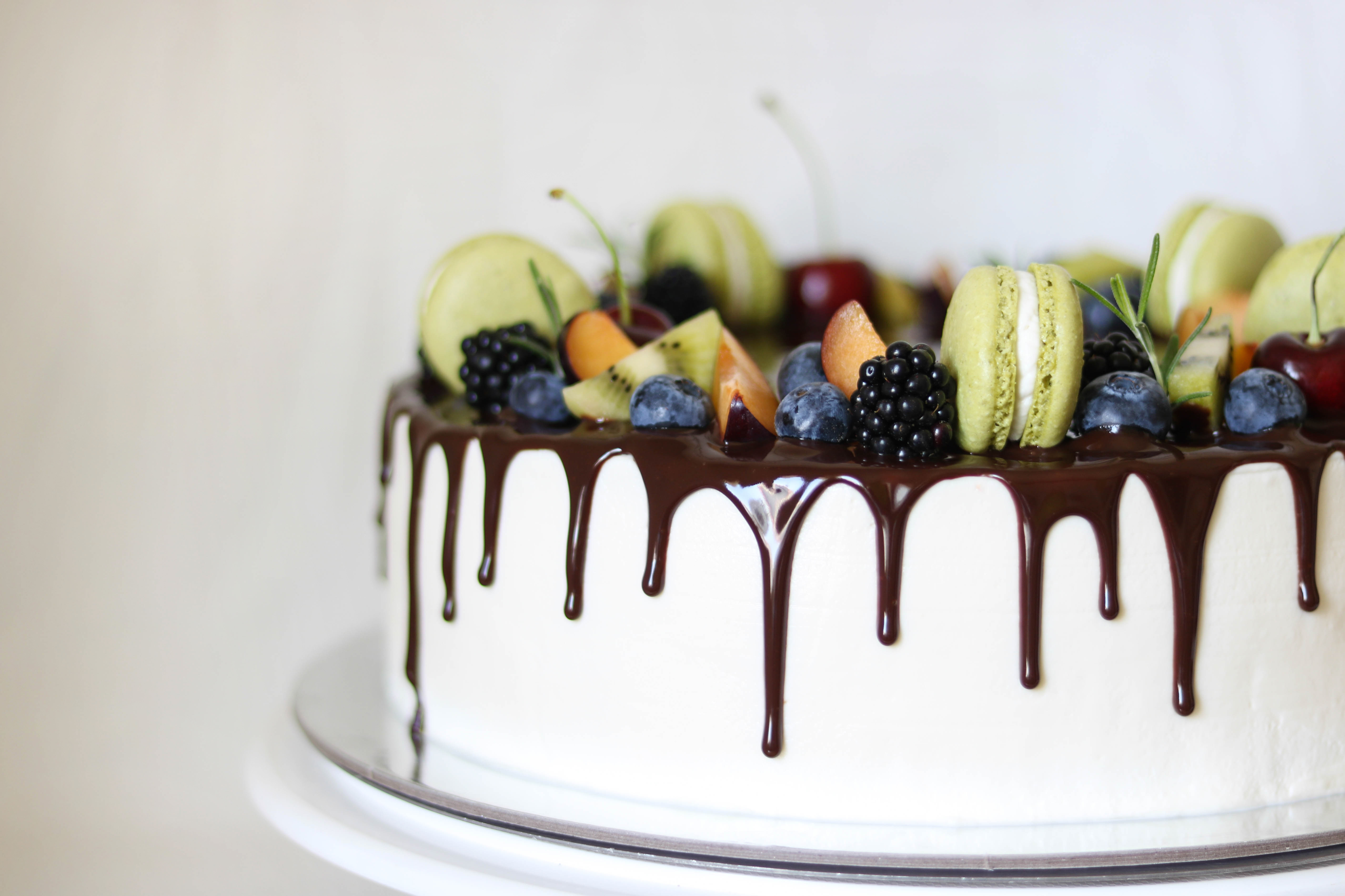 Frucht Dripcake
