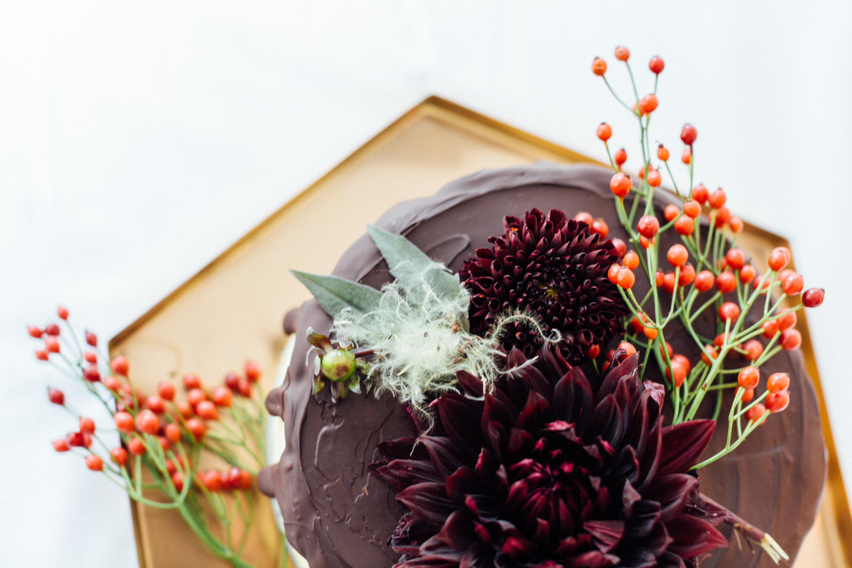 Drip Cake, Lavakuchen, Hochzeitstort