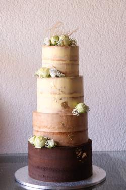 Semi Naked Cake Torte