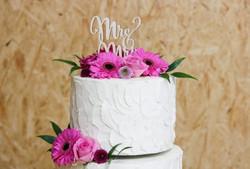Hochzeitstorte Cremetorte