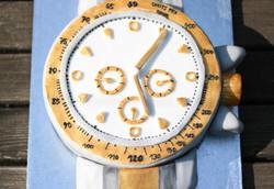 3D Uhrentorte