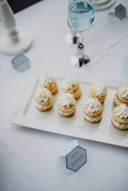 Mini Naked Cakes Kuchenwunder