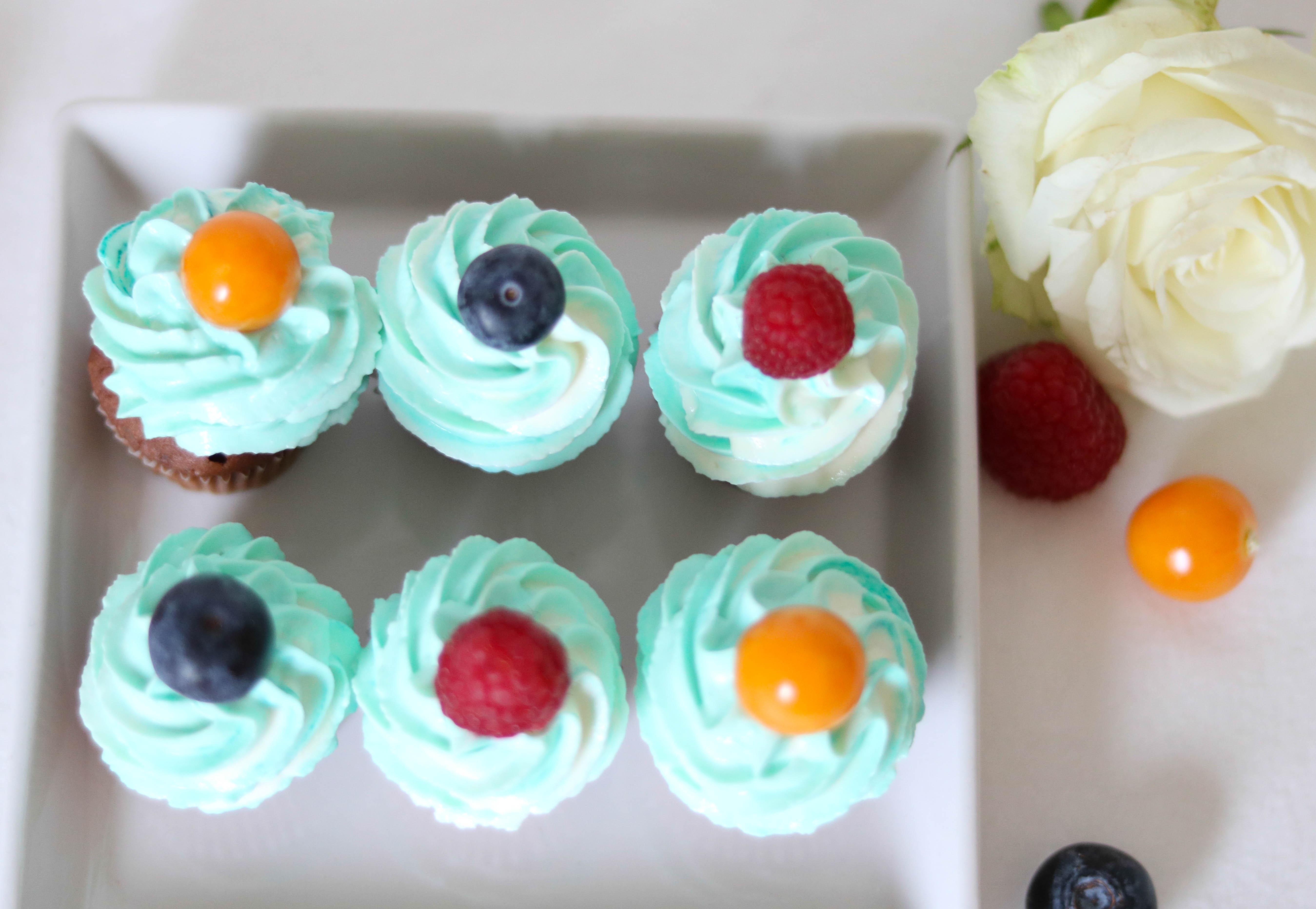 Backkurs Cupcake